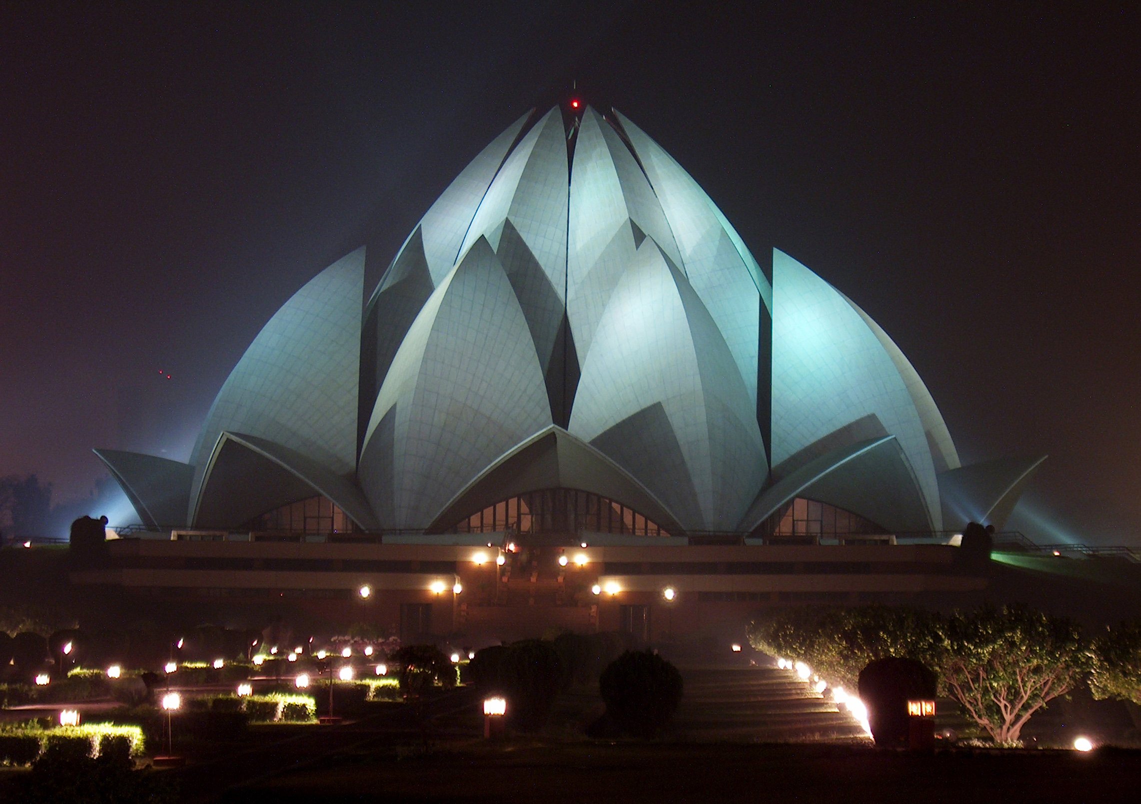The lotus temple agrasar foundation for The lotus temple